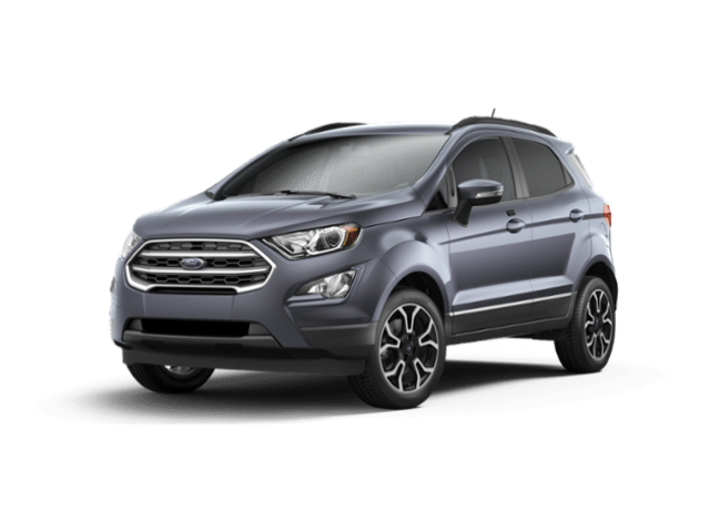 New 2018 Ford EcoSport SE SUV for sale in Waycross